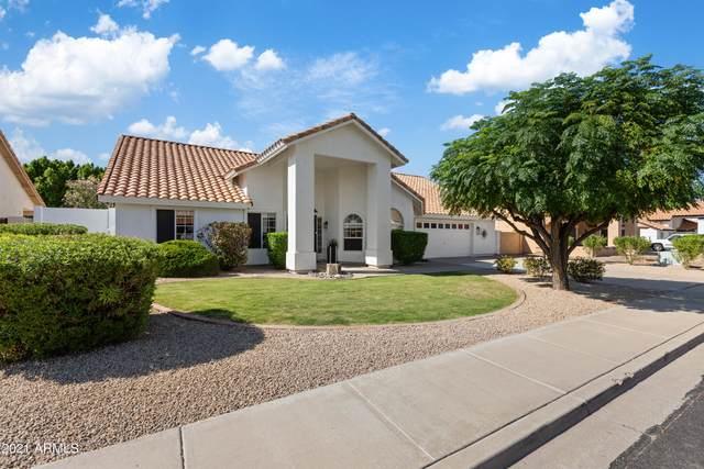 2921 E Mallory Street, Mesa, AZ 85213 (MLS #6274412) :: Power Realty Group Model Home Center