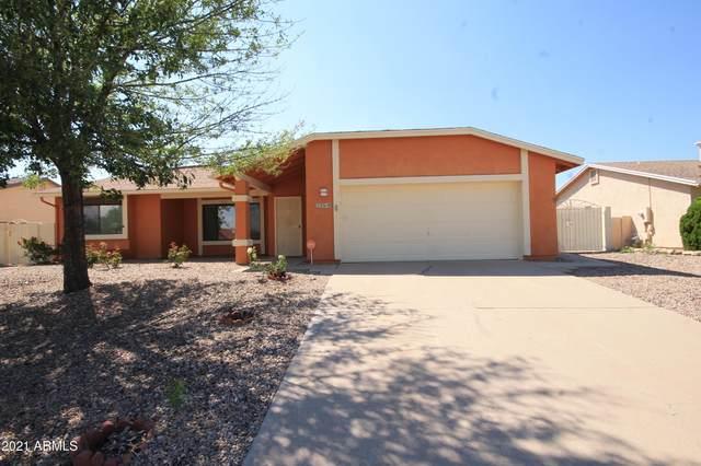 3310 Ridge Crest Street, Sierra Vista, AZ 85650 (MLS #6274427) :: Yost Realty Group at RE/MAX Casa Grande