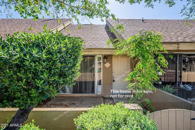 3807 N 30TH Street #27, Phoenix, AZ 85016 (MLS #6274435) :: Relevate   Phoenix