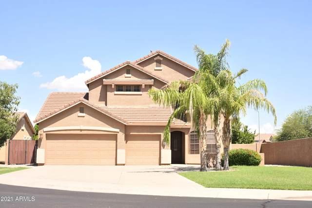 2021 S Esmeralda Circle, Mesa, AZ 85209 (MLS #6274442) :: Yost Realty Group at RE/MAX Casa Grande