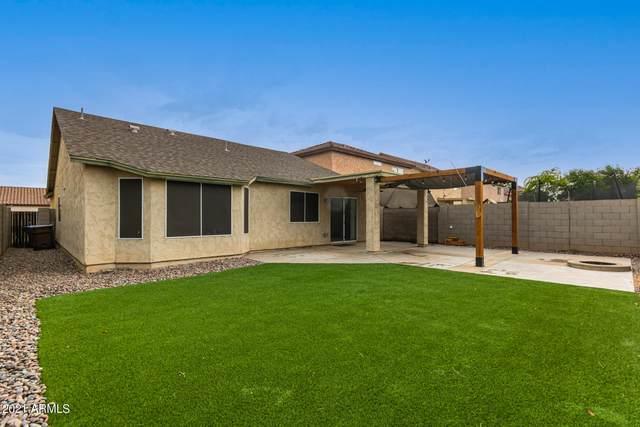 4897 E Meadow Creek Way, San Tan Valley, AZ 85140 (MLS #6274449) :: Relevate | Phoenix