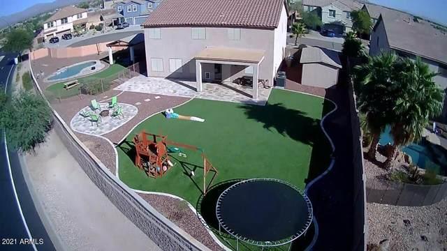 3590 N 301ST Lane, Buckeye, AZ 85396 (MLS #6274454) :: Power Realty Group Model Home Center