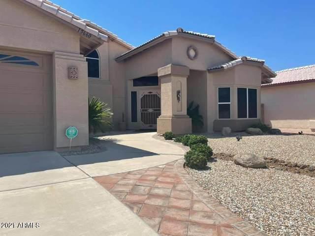 15660 N 78TH Avenue, Peoria, AZ 85382 (MLS #6274458) :: Long Realty West Valley