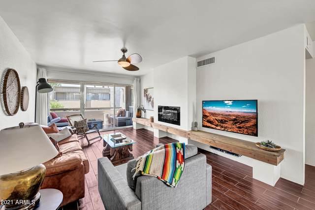 7625 E Camelback Road B411, Scottsdale, AZ 85251 (MLS #6274459) :: Justin Brown | Venture Real Estate and Investment LLC