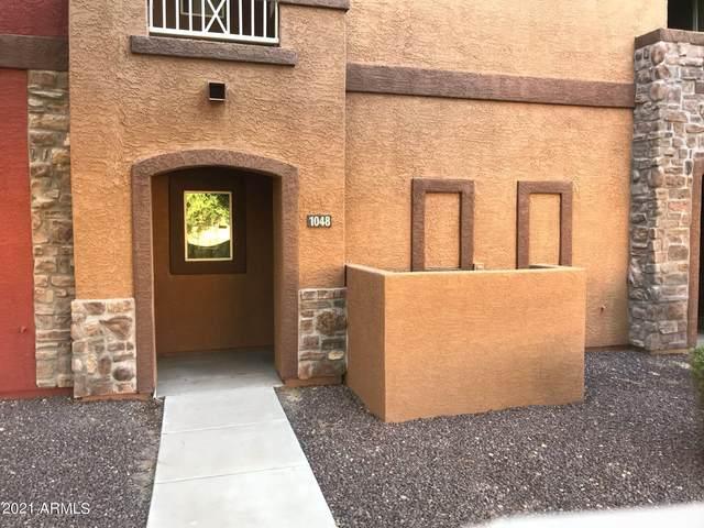 1920 E Bell Road #1048, Phoenix, AZ 85022 (MLS #6274469) :: Long Realty West Valley