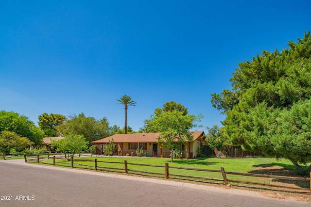 2912 E Pierson Street, Phoenix, AZ 85016 (MLS #6274482) :: Power Realty Group Model Home Center
