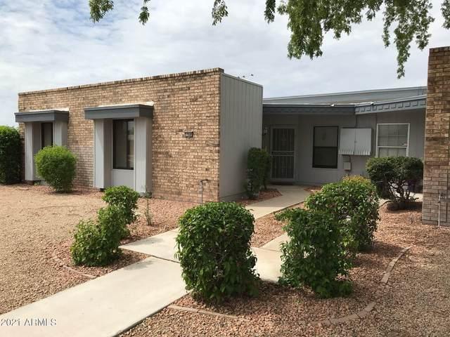 17446 N Boswell Boulevard, Sun City, AZ 85373 (MLS #6274484) :: Long Realty West Valley