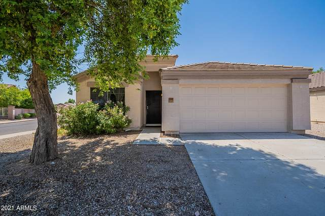 10605 W Hughes Drive, Tolleson, AZ 85353 (MLS #6274487) :: Power Realty Group Model Home Center