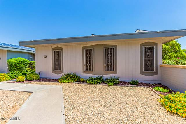 10552 W Palmeras Drive, Sun City, AZ 85373 (MLS #6274489) :: Maison DeBlanc Real Estate