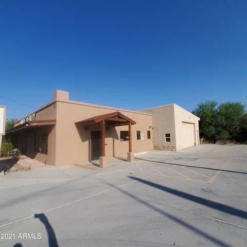 879 W Wickenburg Way, Wickenburg, AZ 85390 (MLS #6274493) :: Service First Realty
