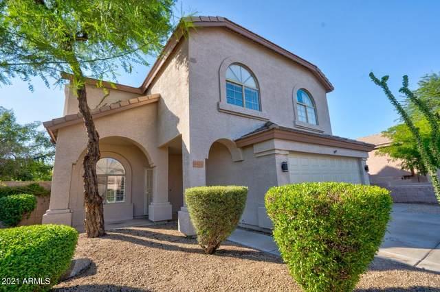 4626 E Chisum Trail, Phoenix, AZ 85050 (MLS #6274495) :: Power Realty Group Model Home Center