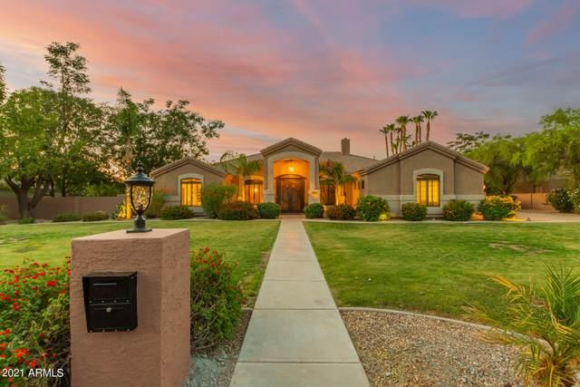 19426 E Via Del Palo, Queen Creek, AZ 85142 (MLS #6274500) :: Executive Realty Advisors