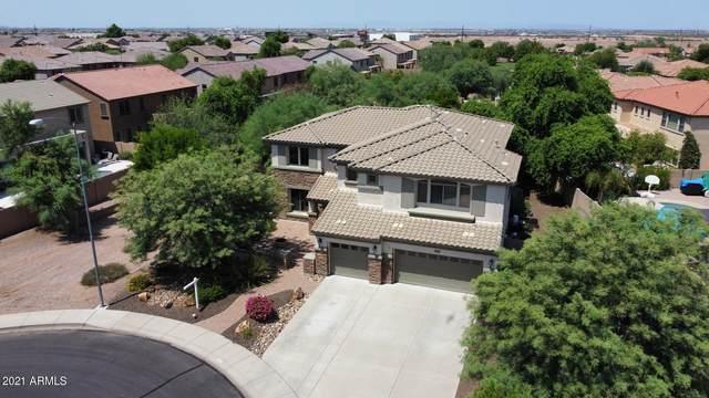 4148 S St Claire Circle, Mesa, AZ 85212 (MLS #6274501) :: The Dobbins Team