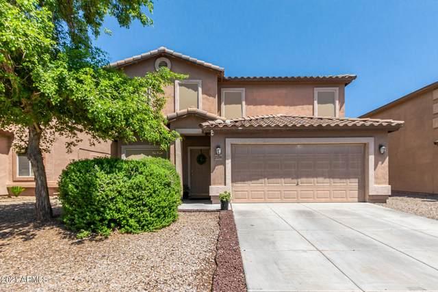 25286 W La Mont Avenue, Buckeye, AZ 85326 (MLS #6274504) :: Yost Realty Group at RE/MAX Casa Grande