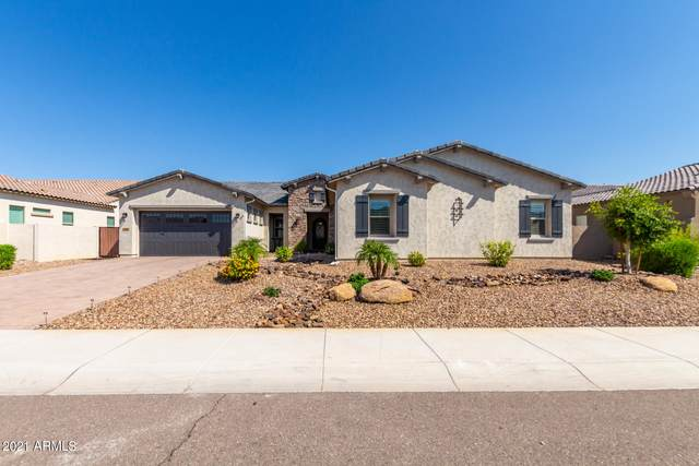 9190 W Foothill Drive, Peoria, AZ 85383 (MLS #6274522) :: The Bole Group | eXp Realty