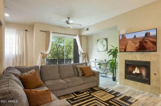 6605 N 93RD Avenue #1008, Glendale, AZ 85305 (MLS #6274527) :: Executive Realty Advisors