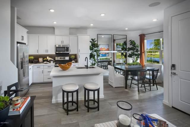 756 E Lark Street #103, Gilbert, AZ 85297 (MLS #6274530) :: The Copa Team | The Maricopa Real Estate Company