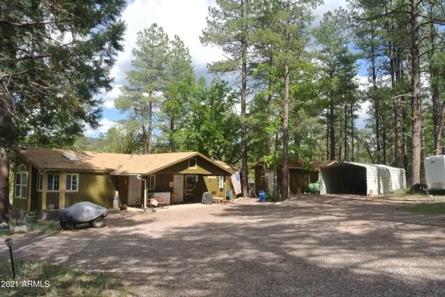 1075 E Ranch Road, Payson, AZ 85541 (MLS #6274533) :: Yost Realty Group at RE/MAX Casa Grande