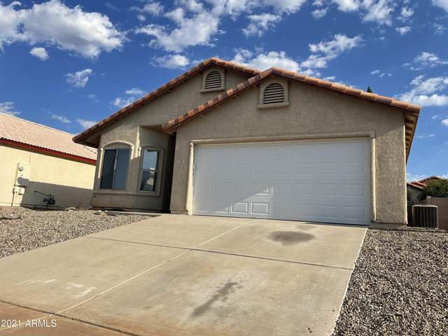 4518 Calle Vista, Sierra Vista, AZ 85635 (MLS #6274544) :: Maison DeBlanc Real Estate