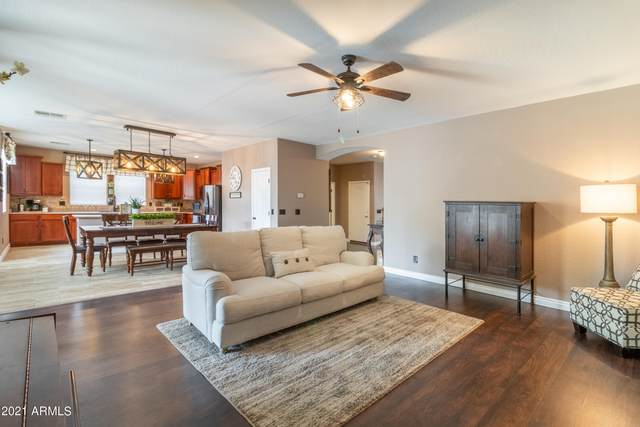 12121 W Jessie Lane, Sun City, AZ 85373 (MLS #6274545) :: Yost Realty Group at RE/MAX Casa Grande