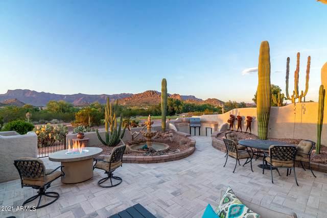 8782 E Greenview Drive, Gold Canyon, AZ 85118 (MLS #6274547) :: The AZ Performance PLUS+ Team