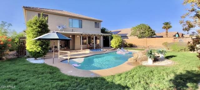1553 E Alba Drive, Casa Grande, AZ 85122 (MLS #6274566) :: Yost Realty Group at RE/MAX Casa Grande