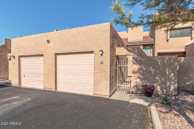 2524 S El Paradiso #93, Mesa, AZ 85202 (MLS #6274568) :: Yost Realty Group at RE/MAX Casa Grande