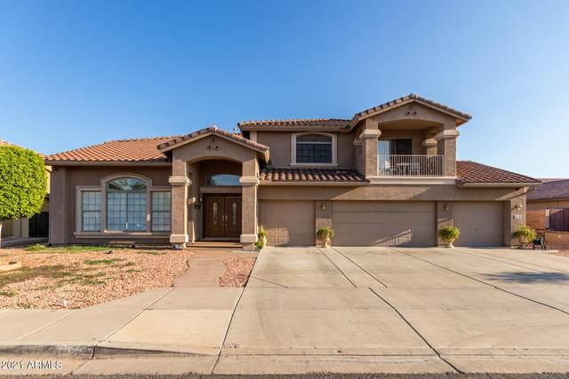13525 W Windsor Boulevard, Litchfield Park, AZ 85340 (MLS #6274569) :: Yost Realty Group at RE/MAX Casa Grande