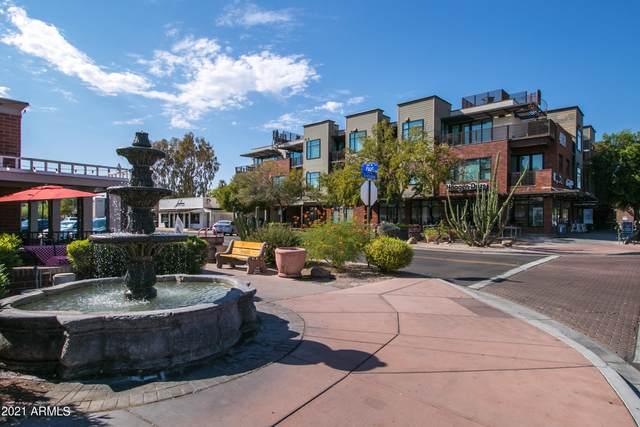 4020 N Scottsdale Road #2002, Scottsdale, AZ 85251 (MLS #6274574) :: Jonny West Real Estate