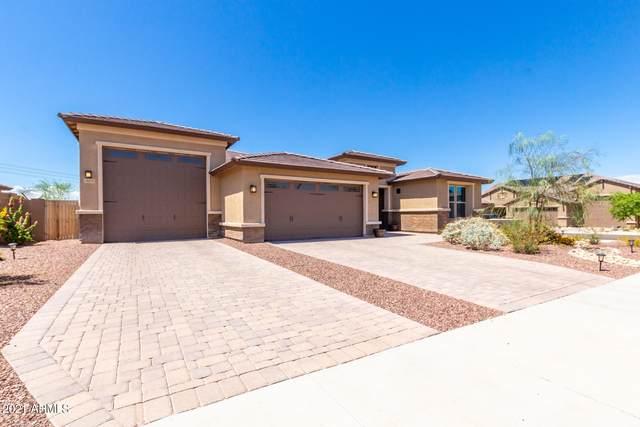 18108 W Cassia Way, Goodyear, AZ 85338 (MLS #6274577) :: The Bole Group   eXp Realty