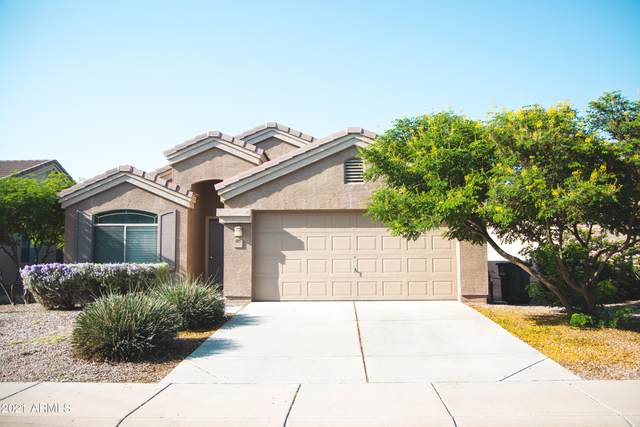 581 W Enchanted Desert Drive, Casa Grande, AZ 85122 (MLS #6274582) :: Yost Realty Group at RE/MAX Casa Grande