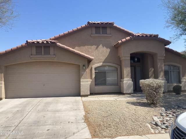 42236 W Chisholm Drive, Maricopa, AZ 85138 (MLS #6274584) :: Yost Realty Group at RE/MAX Casa Grande