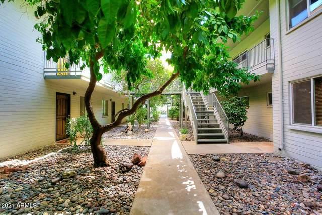 1107 W Osborn Road #207, Phoenix, AZ 85013 (MLS #6274599) :: Maison DeBlanc Real Estate