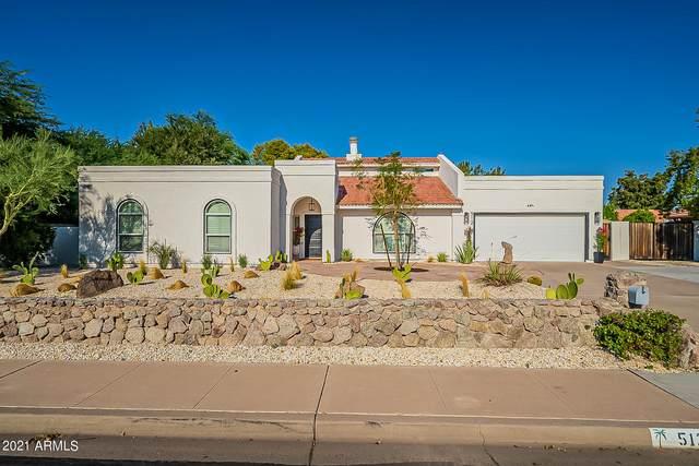 512 W Summit Place, Chandler, AZ 85225 (MLS #6274611) :: Yost Realty Group at RE/MAX Casa Grande
