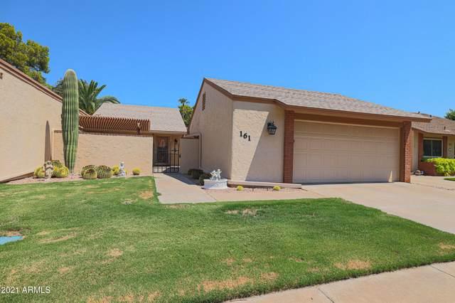 161 Leisure World, Mesa, AZ 85206 (MLS #6274623) :: Maison DeBlanc Real Estate