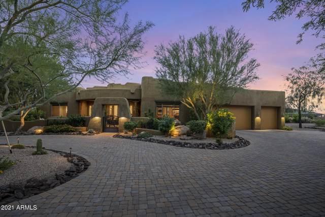 8601 E Arroyo Seco Road, Scottsdale, AZ 85266 (MLS #6274645) :: Yost Realty Group at RE/MAX Casa Grande