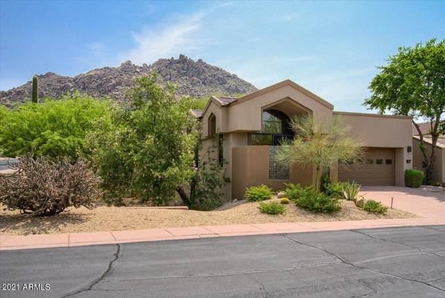 25150 N Windy Walk Drive #5, Scottsdale, AZ 85255 (MLS #6274646) :: Yost Realty Group at RE/MAX Casa Grande