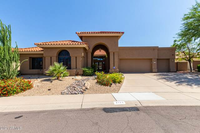 9133 N 109TH Place, Scottsdale, AZ 85259 (MLS #6274656) :: Justin Brown | Venture Real Estate and Investment LLC