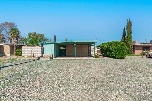 2849 N Eastgate Drive, Tucson, AZ 85712 (MLS #6274669) :: Maison DeBlanc Real Estate