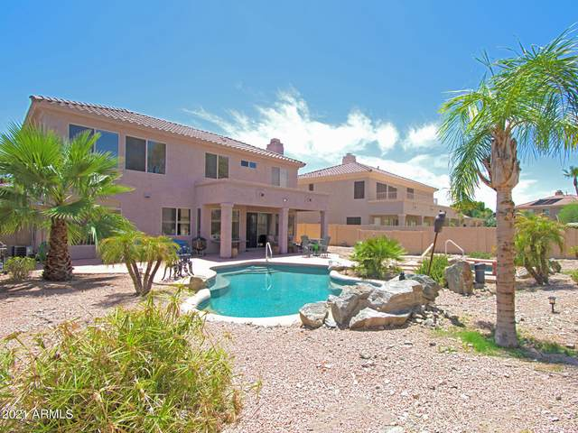1320 W Windsong Drive, Phoenix, AZ 85045 (MLS #6274673) :: Elite Home Advisors