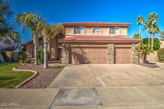 5870 W Del Lago Circle, Glendale, AZ 85308 (MLS #6274699) :: Yost Realty Group at RE/MAX Casa Grande