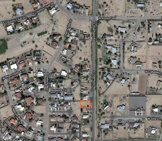 14782 S Overfield Road, Arizona City, AZ 85123 (MLS #6274700) :: Executive Realty Advisors