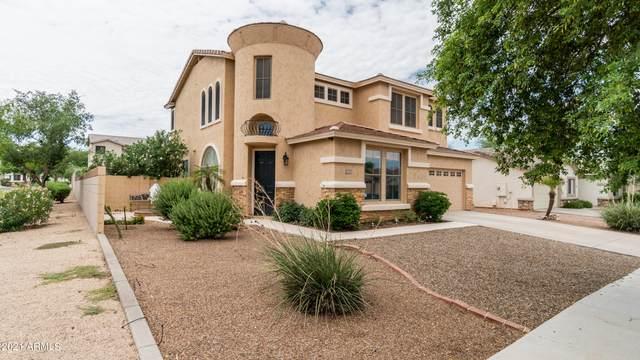 2133 W Darrel Road, Phoenix, AZ 85041 (MLS #6274702) :: Maison DeBlanc Real Estate