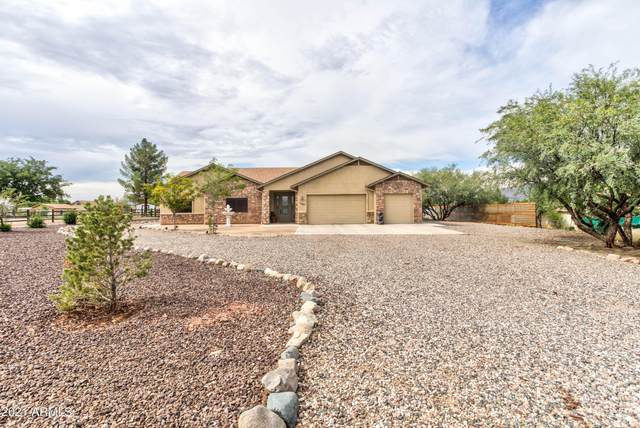 11150 E Pear Tree Drive, Cornville, AZ 86325 (MLS #6274715) :: Justin Brown | Venture Real Estate and Investment LLC