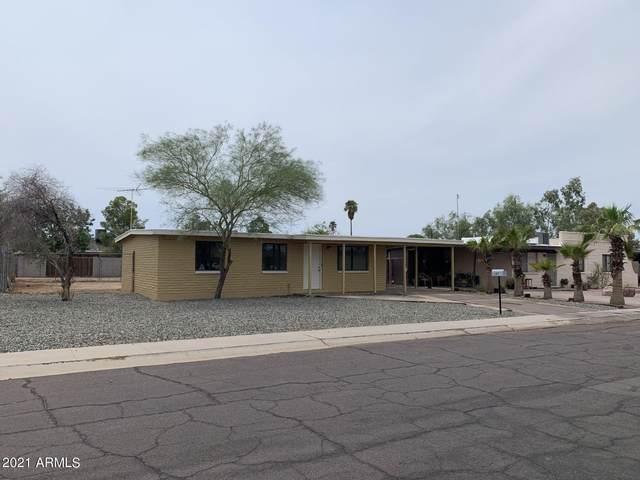 407 E Saguaro Street, Casa Grande, AZ 85122 (MLS #6274726) :: Yost Realty Group at RE/MAX Casa Grande