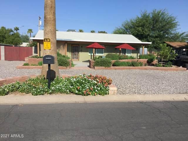 809 N Coolidge Avenue, Casa Grande, AZ 85122 (MLS #6274735) :: Yost Realty Group at RE/MAX Casa Grande