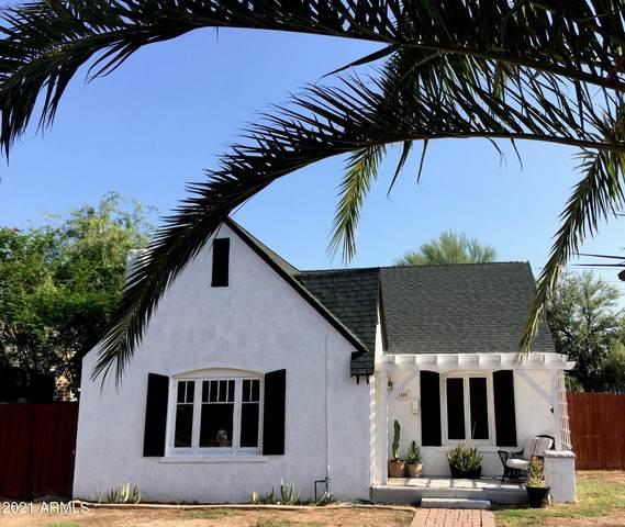 1446 E Brill Street, Phoenix, AZ 85006 (MLS #6274752) :: Yost Realty Group at RE/MAX Casa Grande