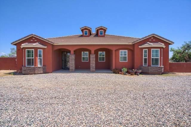 7339 N Citrus Road, Waddell, AZ 85355 (MLS #6274764) :: Yost Realty Group at RE/MAX Casa Grande