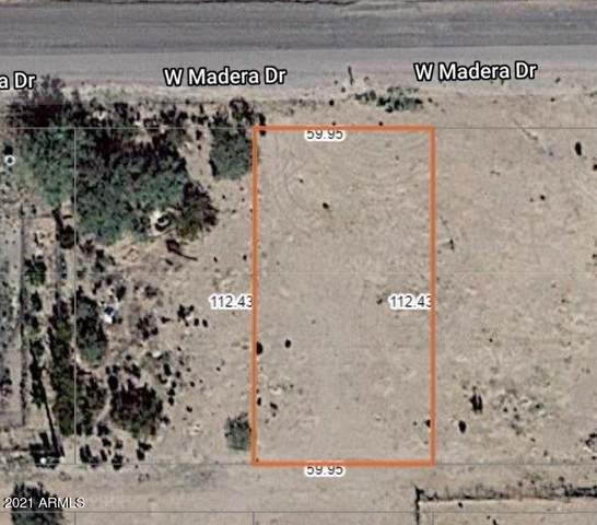 3205 W Madera Drive, Eloy, AZ 85131 (MLS #6274772) :: Zolin Group