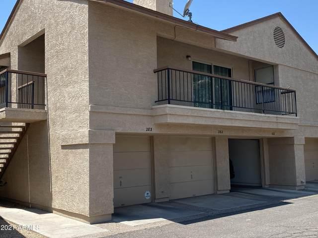 6550 N 47TH Avenue #282, Glendale, AZ 85301 (MLS #6274789) :: Yost Realty Group at RE/MAX Casa Grande